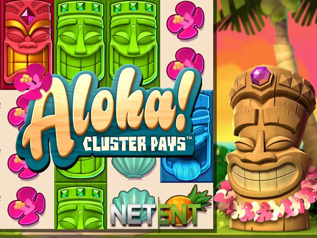 Игровой аппарат Aloha Cluster Pays