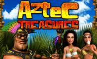 Aztec Treasure слот онлайн играть бесплатно