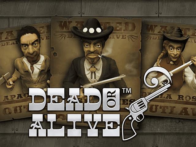 Мертвый Или Живой – азартный автомат для онлайн игры