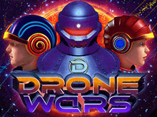 Онлайн автомат Войны Дронов