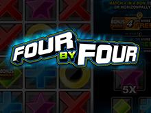 Азартная игра Четыре На Четыре онлайн в виртуальном зале казино