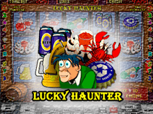 Lucky Haunter – игровой онлайн автомат на сайте