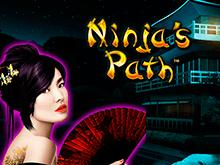 Виртуальный слот-автомат Путь Ниндзя на веб-сайте казино