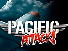 Слот онлайн Тихоокеанская Атака
