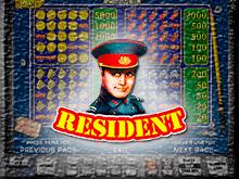 Resident — игровой автомат с двухуровневой бонусной игрой