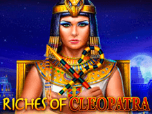 Riches Of Cleopatra – онлайн-автомат от бренда Новоматик